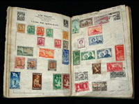 Stock Books, Blank, And Special Stamp Albums