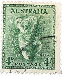 Collecting Australian Stamps