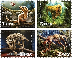 Trex stamps